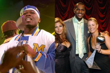 """LeBron James Urges 50 Cent To Re-release """"Power Of The Dollar"""""""
