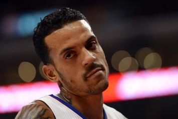 "Matt Barnes Alleges Derek Fisher ""Already Caught These Hands"""