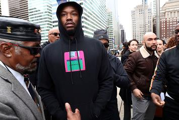 "Meek Mill Deletes Instagram After Posting Cryptic Tweet: ""All Real Life!"""