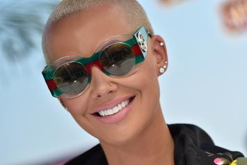 "Amber Rose Drags The ""Toxic Fake Ass Friends"" Neglecting Her During Maternity"
