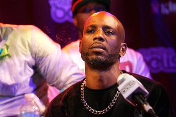 "DMX To Star In New ""Chronicle Of A Serial Killer"" Film (Exclusive)"