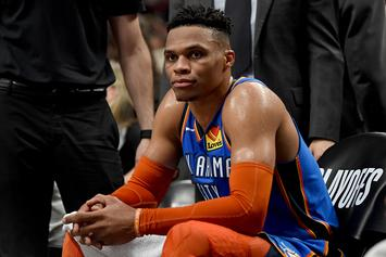 Blazers' Jusuf Nurkic Chirps Russell Westbrook After Pivotal Game 4