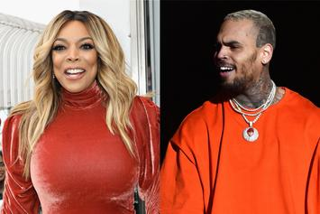 "Chris Brown Responds To Wendy Williams' Jab: ""U Live In Da Shade"""