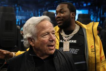 Robert Kraft Spa Sex Tape Won't Be Released Until Case Is Over: Report
