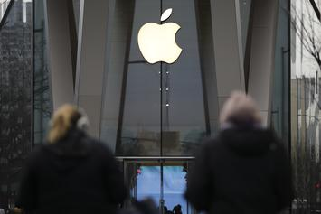 Apple Sued For $1B By Student Claiming Facial Recognition Led To False Arrest