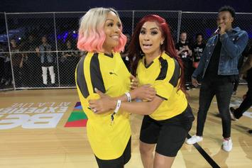 "Karlie Redd Blasted By Party DJ For ""Eating Out Pooh's Cookie Jar"""