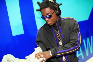 Kodak Black's Tour Buses Raided While He Performs In Washington, D.C.: Report