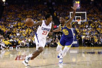 """Lou Williams Says Warriors Made a Big Mistake By """"Looking Ahead"""""""
