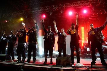 "Wu-Tang Clan & Young Dirty Bastard Join Forces For ""Triumph"" Performance"