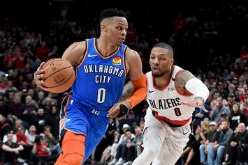 "Russell Westbrook Unfazed After Series Against Lillard: ""It Doesn't Change Much"""