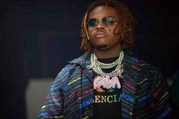 Gunna Defends His Big Blue Chanel Purse & Shouts Out Young Thug