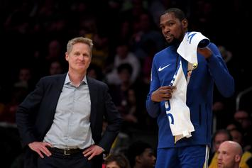 Kevin Durant's Playoff Run Compared To Michael Jordan By Steve Kerr