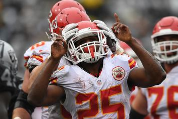 Jamaal Charles To Retire With Chiefs After Signing One-Day Contract: Report