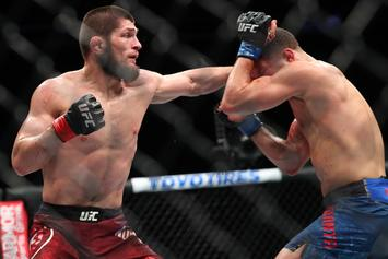 Al Iaquinta Clamoring For Rematch Against Khabib Nurmagomedov