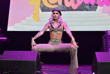 Kehlani Shows Insane Post-Pregnancy Body