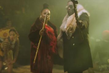 """Rick Ross Hopped On The Remix To Yemi Alade's """"Oh My Gosh"""""""
