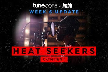 "Submit Your Music For The ""Heat Seekers"" Contest: Week Six Artist Spotlights"