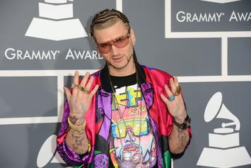 """RiFF RAFF Announces Role In New """"Sonic The Hedgehog"""" Movie"""