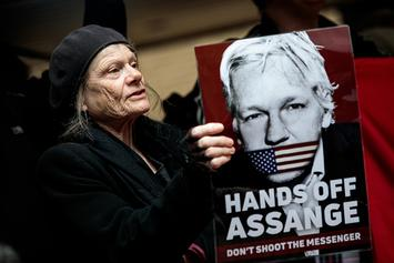 Wikileaks Co-Founder Julian Assange Sentenced To 50 Weeks In Jail