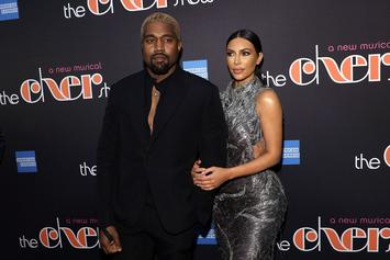 Kanye West Is Counting Down The Days Until Kim Kardashian Can Be His Lawyer