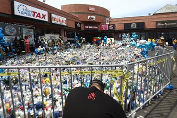 Nipsey Hussle's Memorial Will Shut Down Due To Peddlers Looking To Make A Profit