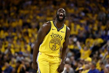 "Warriors Owner Wants Draymond Green On The Team ""Forever"""