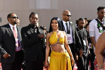 """Offset Shows Love To Cardi B & Her BBMA Success: """"Hold Me & I Hold You"""""""