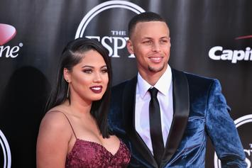 "Ayesha Curry Discusses ""Lurking"" Women Who Try To Get With Husband Steph Curry"