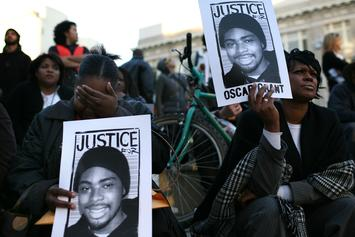 Cops Involved In The Oscar Grant Shooting Lied & Instigated The Fight: Report
