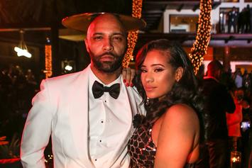 Joe Budden Addresses Cyn Santana Breakup Rumors With Unclear Statement