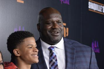Shaq Hops Into Nightclub Moshpit After Late Night DJ Set