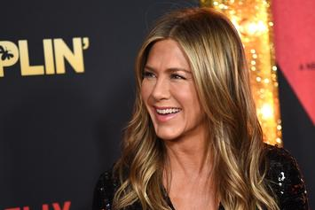 Jennifer Aniston Poses Topless On Harper's Bazaar Cover & Is Open To Love