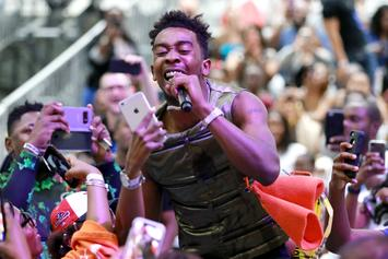 Desiigner's Birthday Party Attendee Claims To Have Been Drugged: Report