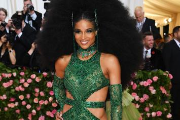 Ciara & Big Freedia Twerk On The Met Gala Red Carpet