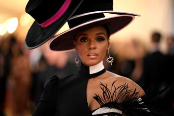 Michael Rapaport Uncontrollably Cheers For Janelle Monaé's Met Gala Look