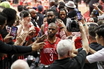 "Chris Paul Not Satisfied With Game Four Win: ""We've Got To Be Better"""