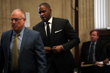 R. Kelly Heads To Court To Reportedly Challenge Sex Tape Authenticity