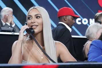 Kim Kardashian's Team Receives Hundreds Of Letters Per Week From Inmates: Report