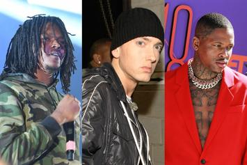 HNHH TIDAL WAVE Playlist: Eminem, Young Nudy, & YG Lead The Wave
