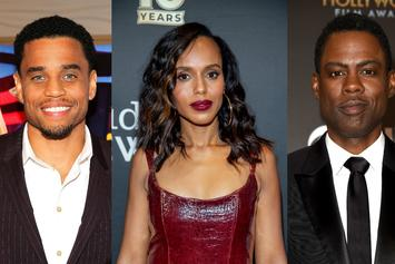 Michael Ealy Recalls Kerry Washington Checking Chris Rock For Being Rude To Him