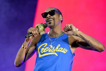 """Snoop Dogg Wants To Know: """"Is The Gucci Ban Off Or Not?"""""""