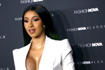 """Cardi B Sued For $1M By Blogger Claiming She Received """"Gang-Related Threats"""""""