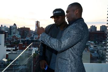 """50 Cent Puts Young Buck On Blast With """"Family Guy"""" Assault Video"""
