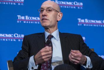 Adam Silver Says NBA Supports Teams Who Skip White House Visit