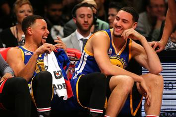 "Warriors Owner Intends On Keeping Steph Curry & Klay Thompson ""Forever"""