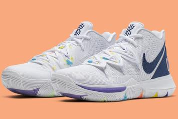 """Nike Kyrie 5 """"Have A Nike Day"""" Releases Next Month: Official Details"""