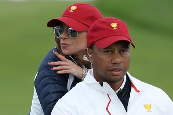Tiger Woods & GF Erica Herman Sued Over Employee's Vehicular Death