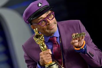 "Spike Lee Begs The ""Basketball Gods"" To Give Knicks The First Pick"