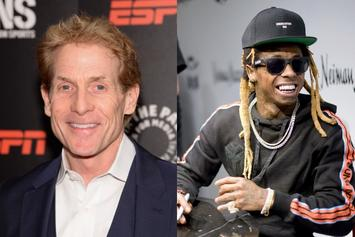 """Skip Bayless Details Bromances With Lil Wayne & Nelly: """"We Text All The Time"""""""