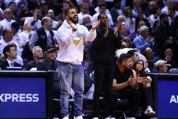 Drake Banned From Milwaukee Radio Station Ahead Of Bucks Series